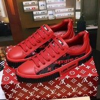 Louis Vuitton Lv Match-up Sneaker 24a25xc53 - Best Online Sale