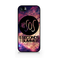 IPC-208 - 5SOS - 5 Seconds of Summer - iPhone 4 / 4S / 5 / 5C / 5S / Samsung Galaxy S3 / S4