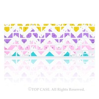 """TopCase Chevron Series Zig-Zag Silicone Keyboard Cover Skin for Macbook Air 11"""" + TopCase Mouse Pad (Macbook Air 11"""" A1465, Multiple Color-4)"""