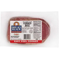 HORMEL BREAD READY KOSHER CORNED BEEF 20 OZ