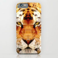 abstract tiger iPhone & iPod Case by Ancello