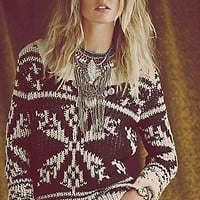 Snowflake Pullover