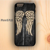Dream colorful Daryl Dixon The Wing Of Walking Dead iPhone 6S Plus Case