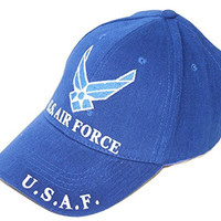 Military Law Enforcement Tightener Adjust Cap Hat - USAF