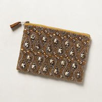 Beaded Lumen Pouch by Anthropologie