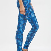 Active Abstract Geo Leggings | Forever 21 - 2000163907