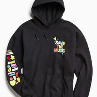UO + VH1 Save The Music Foundation Hoodie Sweatshirt - Urban Outfitters