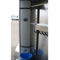 39 Gallon Slant Load Water Caddy in Horse Trailer Accessories
