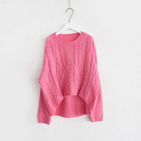 Candy Color sweater