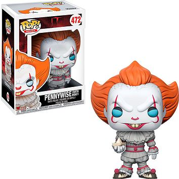 Pennywise Funko Pop IT 12 Days of Daxie