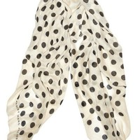 My Style Pinboard / MARC BY MARC JACOBS  Hot Dot printed cashmere and silk-blend scarf