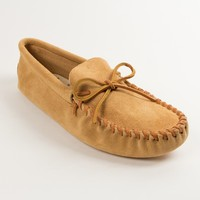 Leather Laced Softsole | Minnetonka Moccasin