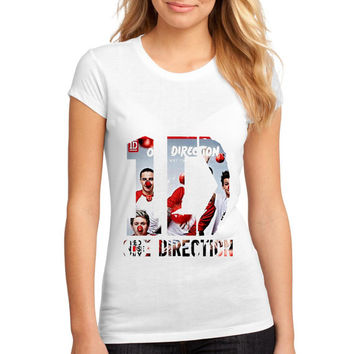 One Direction Red Nose T-shirt, Women, Men, Tshirt, Tanktop for All Size