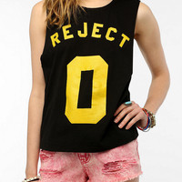 Urban Outfitters - Feather Hearts Reject Muscle Tee