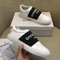 Givenchy White/black Sneaker