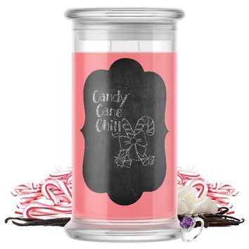 Candy Cane Chill | Chalkboard Candle®