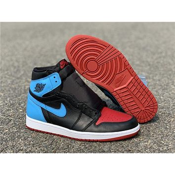 Air Jordan 1 UNC To Chicago CD0461-046