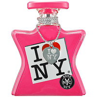 I LOVE NEW YORK by Bond No. 9 I LOVE NEW YORK For Her with Silver Necklace (3.3 oz)