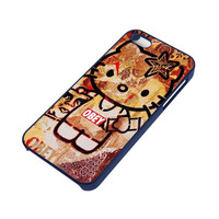 OBEY HELLO KITTY iPhone 5 / 5S Case Cover