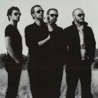 Coldplay Band Poster 24x36