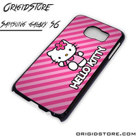hello kitty pink hello kitty For Samsung S6 Case Ali