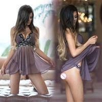 Intimate Sexy Babydoll Night Gown