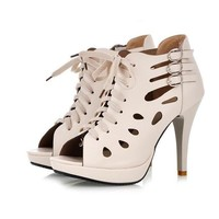 Open Toe Platform High heels