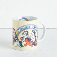 80s May the Horse Be with You Mug by ModCloth