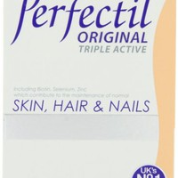 New Vitabiotics Perfectil Original 30 Tablets for Healthy Skin Hair and Nails