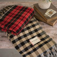 Table Cloth - Red Checkered