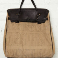 TK Garment Supply 26th Street Satchel at Free People Clothing Boutique