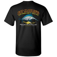 FAT MARLIN'S BAR T-SHIRT