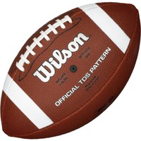 Wilson NFL Official TDS Football | DICK'S Sporting Goods