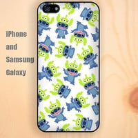 Cartoon robot green iphone 6 6 plus iPhone 5 5S 5C case Samsung S3,S4,S5 case Ipod Silicone plastic Phone cover Waterproof