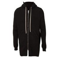 Indie Designs Jersey Extended Caped Hoodie