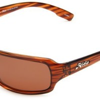 Amazon.com: Hobie Malibu Rectangle Sunglasses,Brown Wood Grain Frame/Copper Lens,One Size: Shoes