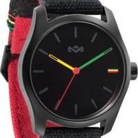 House of Marley Mens Fluid Analog Stainless Watch