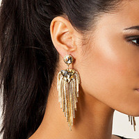 Glammy Earrings, NLY Accessories