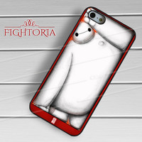 Baymax Cute - zDzA for  iPhone 6S case, iPhone 5s case, iPhone 6 case, iPhone 4S, Samsung S6 Edge