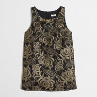 Factory embroidered tank : Sleeveless   J.Crew Factory