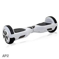 6.5 NEW 2016 CHROME GOLD ELECTRIC HOVERBOARD SCOOTER BLUETOOTH STRIPS REMOTE BAG