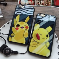 On Sale Cute Iphone 6/6s Stylish Hot Deal Cartoons Iphone Soft Phone Case [8226357121]