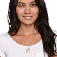 Me To We Peace Transformation Charm Necklace - Womens Jewelry - Gold - One