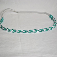 Yellow or blue head bands