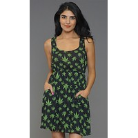 Tripp NYC Grow Your Own Dress in Black