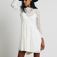 Free People Womens Hearts Delight Dress