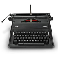 The Wordsmith's Manual Typewriter