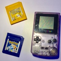 GameBoy Color Pokémon Bundle