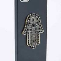 Hamsa iPhone 5 Case in Black - Urban Outfitters