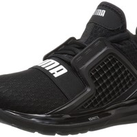 PUMA Women's Ignite Limitless Wn's Cross-Trainer Shoe Puma Black 7.5 B(M) US '